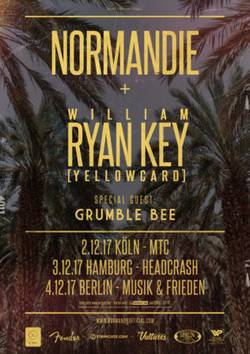 Normandie und William Ryan Key